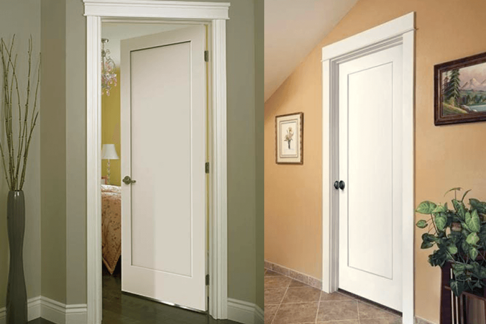 Интериорни врати за дома